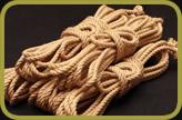 tossa jute rope set