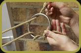 Jade conditioning kinbaku rope