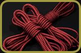 deep purple rope bundle